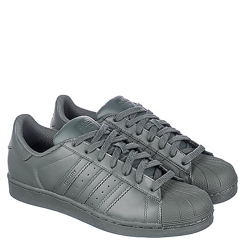 Adidas Superstar Green Shoes