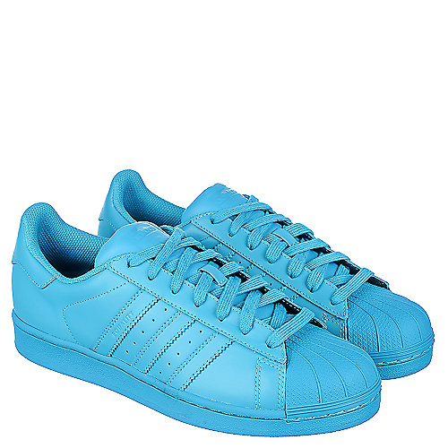 mens adidas turquoise superstar supercolor trainers