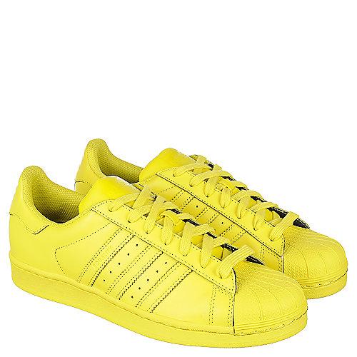ab1a1d9c2c1 adidas Pharrell Williams Superstar Supercolor Men s Yellow Casual ...