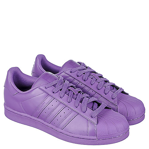 f47c96c6bb9b adidas Pharrell Williams Superstar Supercolor Men s Purple Casual ...