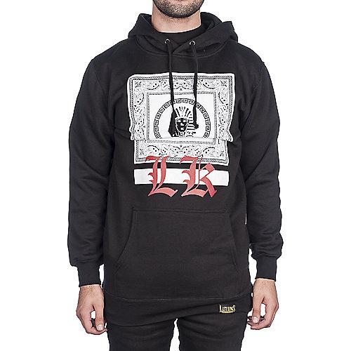 Last kings black hoodie