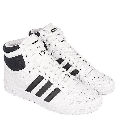 designer fashion f03e8 f8140 adidas. White Black Women s Athletic Lifestyle Sneaker Top Ten Hi