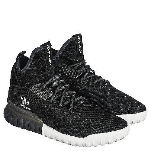 45b4ed715813 adidas. Black Men s Tubular X Prime Knit Athletic Lifestyle Sneaker
