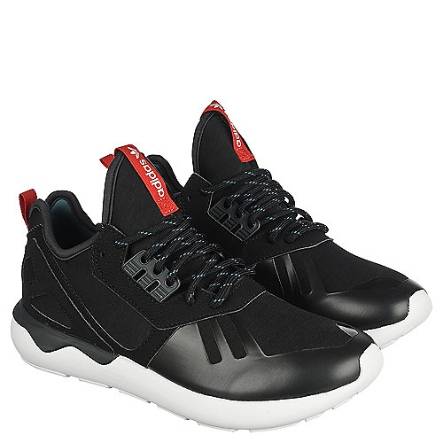 69c4637b010f9b adidas. Black Men s Tubular Runner Weave Athletic Running Sneaker