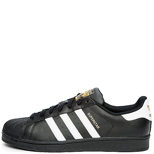 5364610d6ee957 adidas. Black Men s Casual Sneaker Superstar Foundation