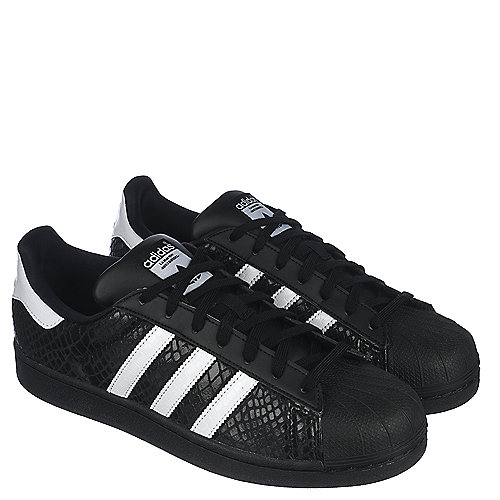 f93c9643c03c adidas Superstar Men s Black Casual Lace Up Sneakers