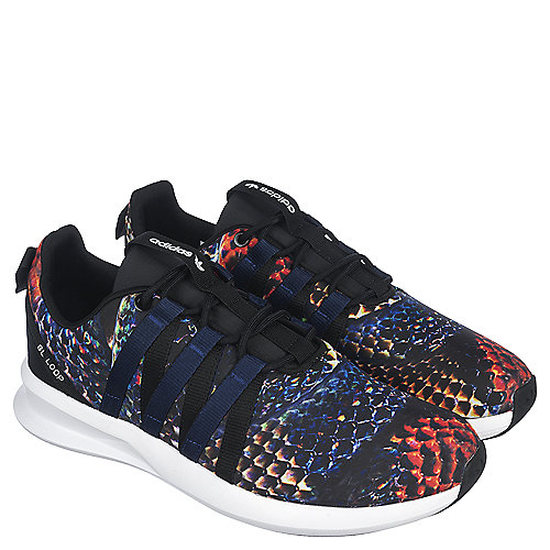official photos ec4e0 9ba5b adidas. Black Multi SL Loop Racer