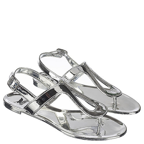 f7f45a0944728 Shiekh Pure Good Women s Silver Thong Sandal