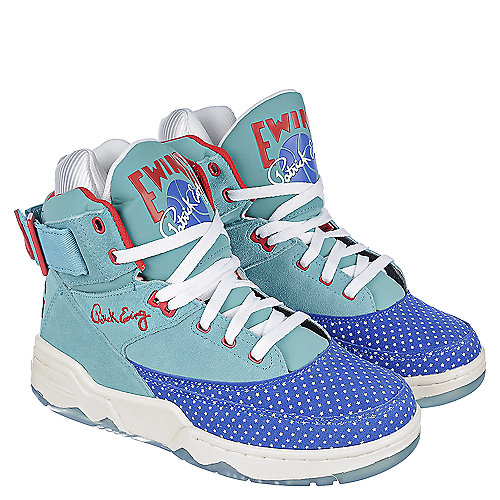 ewing 33 hi all s turquoise athletic