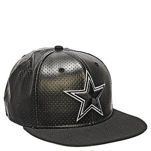 New Era Dallas Cowboys Men s Black Snapback  f05e9889a9a