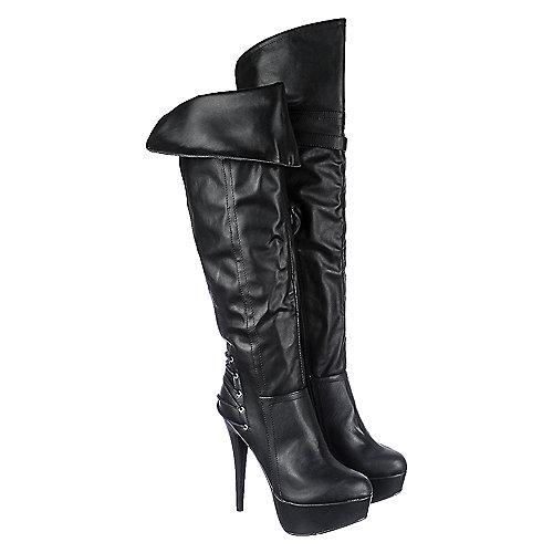 Anne Michelle Women's Knee-High Boot Realove-25