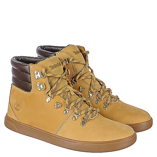 cb9444a27efb Timberland EK Groveton Alpine Men s Wheat Casual Lace Up Shoe ...