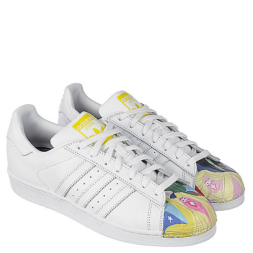 7924b6ce9 adidas Superstar Pharrell Supershell Men s White Casual Lace-Up ...