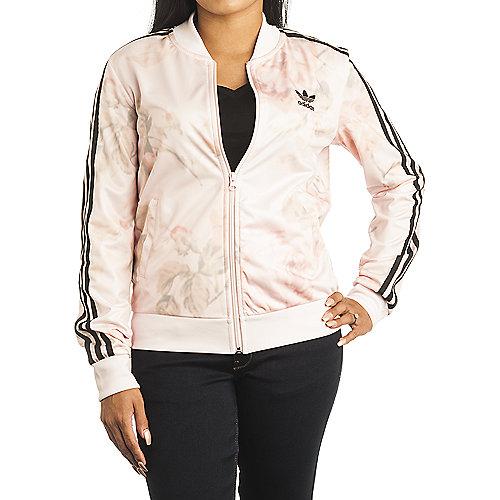 adidas Pastel Rose Track Jacket