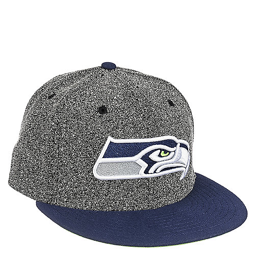 deb015788b3 New Era Seattle Seahawks Grey Fitted Cap