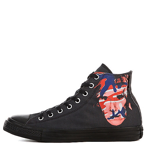 Converse Unisex Up Hi Black Casual Andy Warhol Ct Sneaker Lace CxBdoe