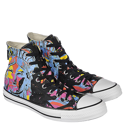 9a2295a334669c Converse Andy Warhol CT Hi Unisex Black Casual Lace-up Sneaker ...
