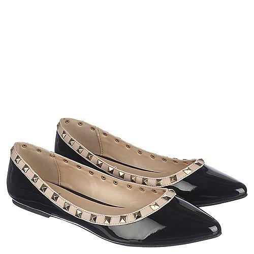 Shiekh Pippa 36 Womens Black Dress Flats Shiekh Shoes