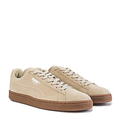puma suede emboss sneakers