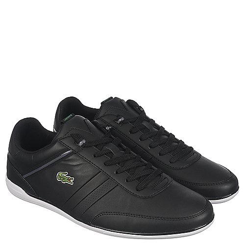 a9f9406d87c4 Lacoste Giron HTB SPM Men s Black Casual Lace Up Shoe
