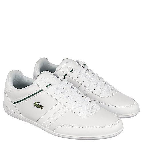 76c798dc3bd0 Lacoste Giron HTB SPM Men s White Casual Lace Up Shoe