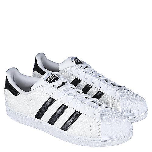 Adidas Superstar Ginnastica Uomini Bianchi Di Allacciarsi Le Scarpe Da Ginnastica Superstar Shiekh Scarpe Casual 6a1483