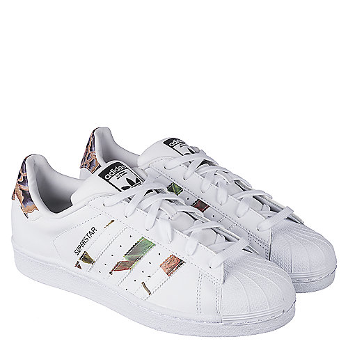 d84bfea474e adidas. White Women s Casual Lace-Up Sneaker Superstar