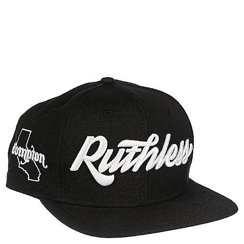 New Era Caps Black White Ruthless Snapback 5e8e4f737b9