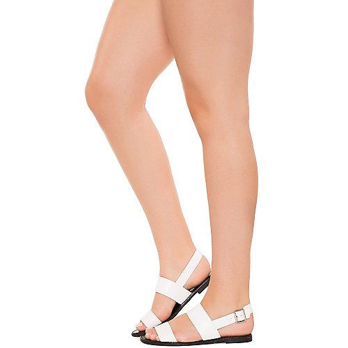 Breckelle's Women's Kylee-02 Slingback Sandal