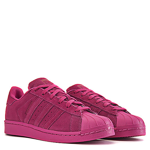 adidas Superstar Youth Pink Sneakers   Shiekh Shoes 14d3fdc35a