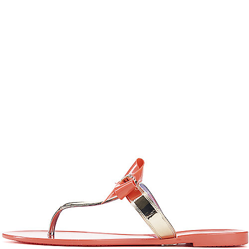 Salmon/Soda Women's Gel-S Thong Sandal | Tuggl