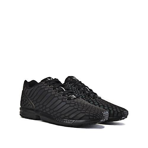 e994e3edab994 adidas. Black Men s Athletic Running Sneaker ZX Flux