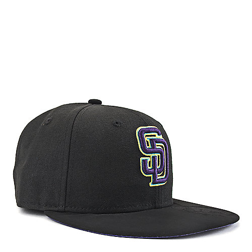 New Era Caps San Diego Padres Fitted Cap