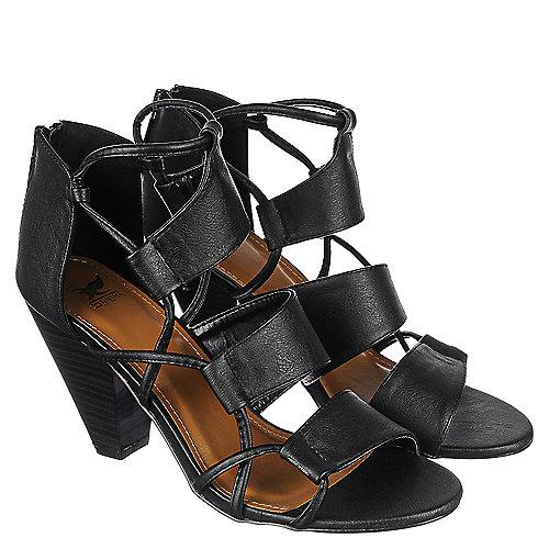 Shiekh Truly True Women s Black Low Heel Dress Shoe  72ea54e55d