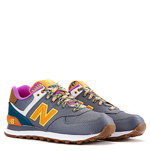 yellow new balance 574 womens