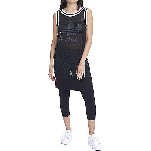 adidas. BLACK Women s Basketball Tank Dress 2640a3ab3