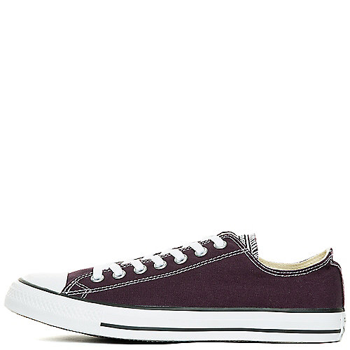 CHERRY/WHITE/BLACK Unisex Chuck Taylor Ox Casual Sneaker | Tuggl