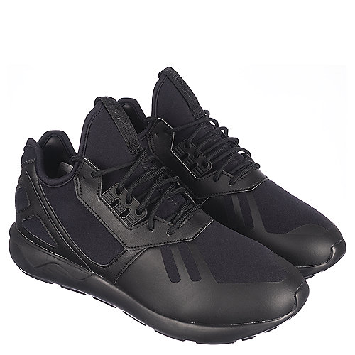 28b977c97211 adidas Tubular Runner Men s Black Athletic Running Sneaker