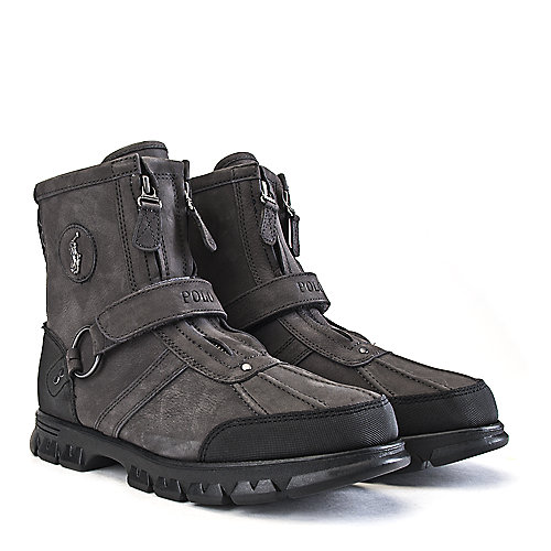 Polo Ralph Lauren Menu0027s Casual Rugged Boot Conquest III