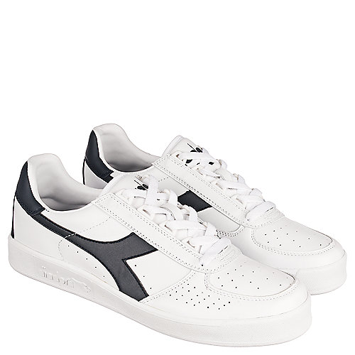diadora B Lace Up Shiekh Casual Men's White III Sneaker Elite Shoes L TwTnqxdrB0
