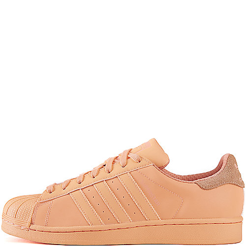 7b79ce1c4f9 adidas. Peach Men s Superstar Adicolor Casual Sneaker