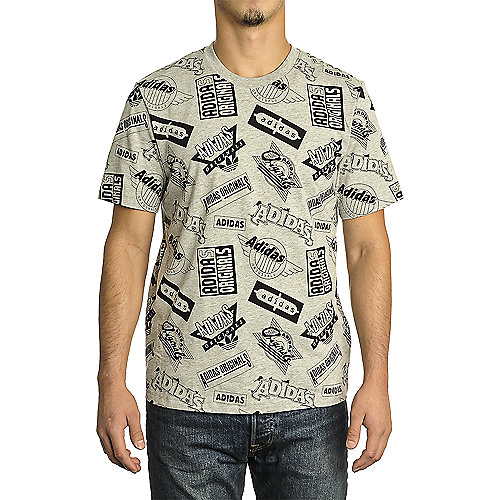 adidas Men's Graphic Tee Jams