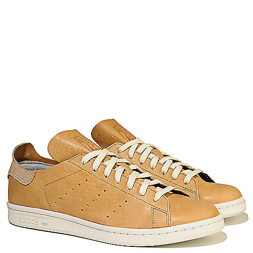 adidas Men's Stan Smith Low Horween Leather Edition