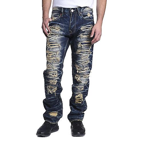 b2c521ee3c83cb Jordan Craig Vintage Men s Collins Fit Jeans