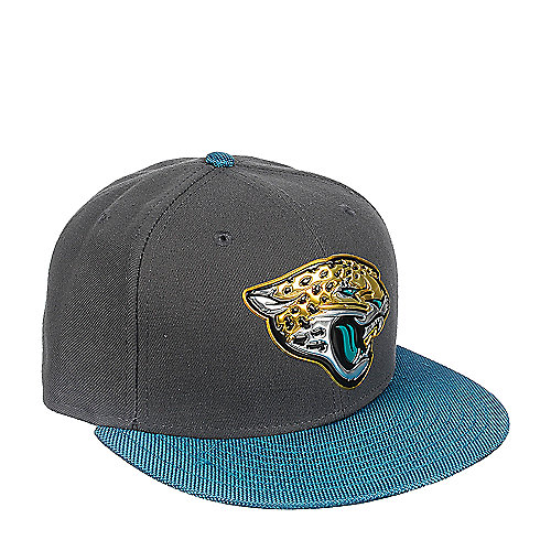 jacksonville jaguars grey fitted cap shiekh shoes. Black Bedroom Furniture Sets. Home Design Ideas