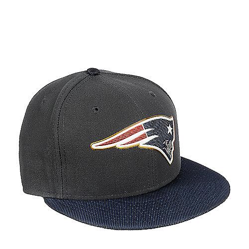 New Era Caps New England Patriots Fitted Cap
