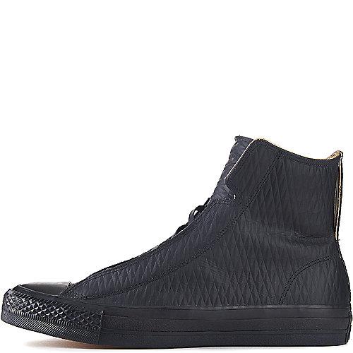83c92ef803e5 Converse Black Gold Men s Chuck Taylor All Star Alpha Hi Casual Sneaker