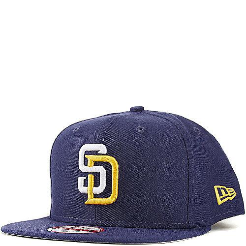 San Diego Padres Snapback Hat New Era 9FIFTY ec83ff7fd0a
