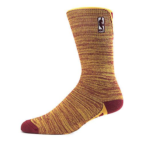 d7ed78a37b9 GOLD RED Men s Jolt NBA Knee-High Sock