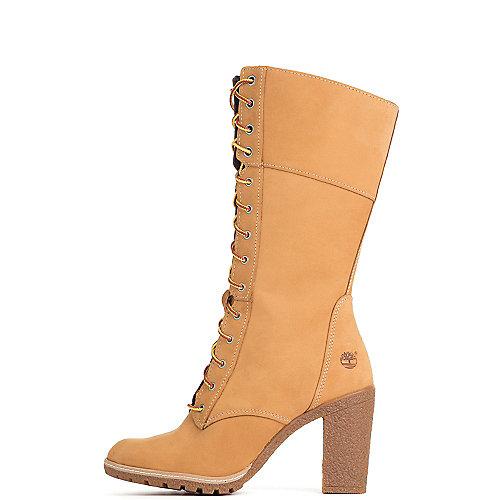 8854db0ba8ee Timberland Wheat Women s Glancy 10 IN Low Heel Boot